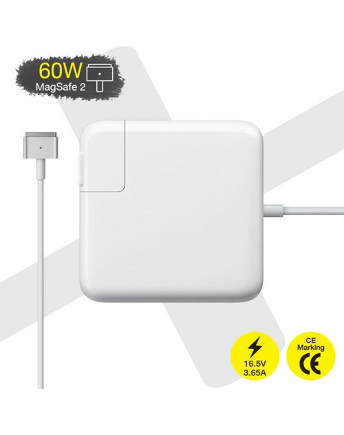 60W Magsafe 2 Power Adapter Charger For 13 Macbook Pro Retina
