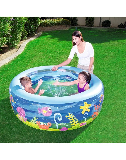 Bestway Summer Wave Crystal Paddling pool  60IN X 20IN