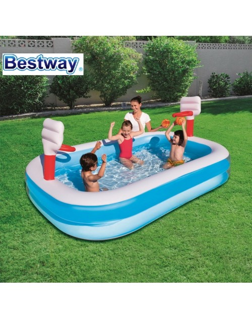 Bestway Swimming Pool 54122 [2.54m x 1.68m x 1.02m]