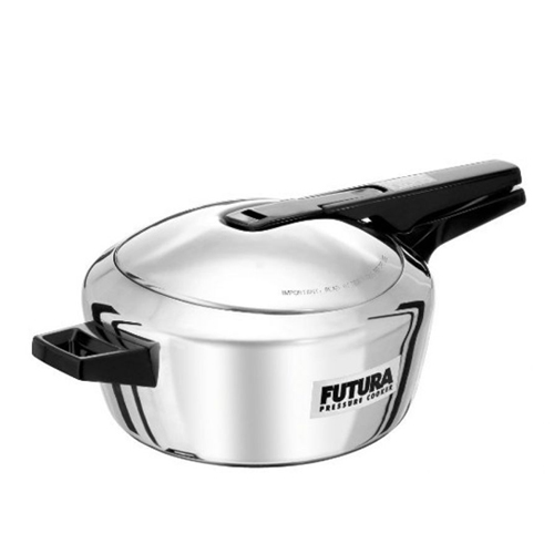 Hawkins Futura Stainless Steel Induction 4 L Pressure
