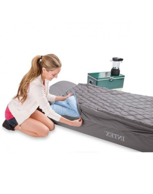 High Quality Intex Inflatble Sleeping Bed With Bag