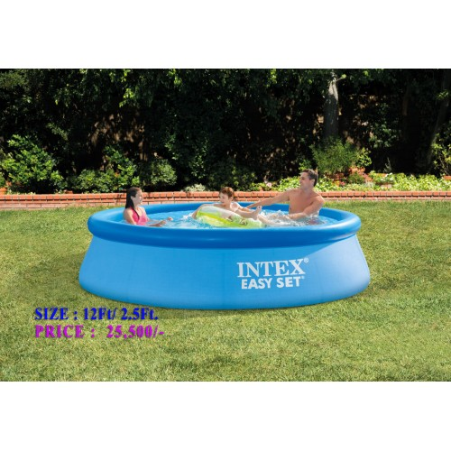 Intex Easy Set Inflatable Swimming Pool