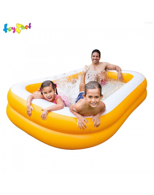 Intex Mandarin Swim Center Family Swimming Pool