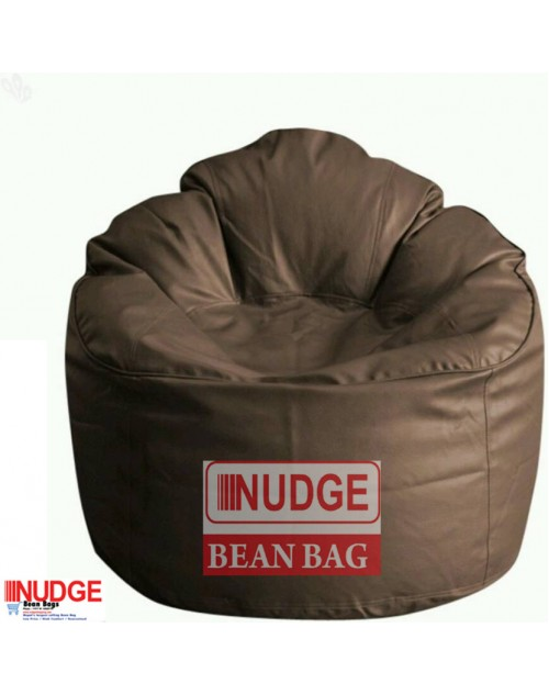 Mudda Bean Bag Sofa Brown