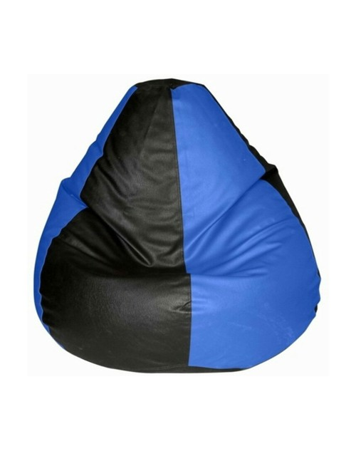 Blue and Black Bean Bag 3xl
