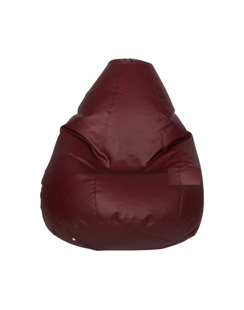 Nudge Maharoon Bean Bag 3xl