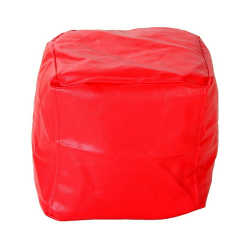Tjar Puffy Red Bean Bag