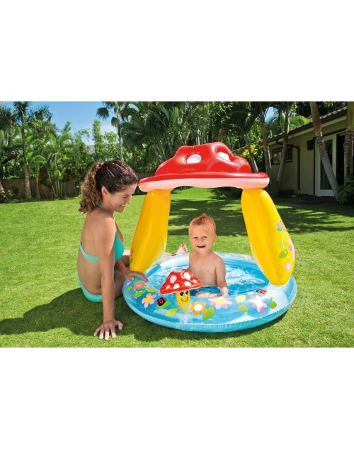 Mushroom Baby Pool 57114EP