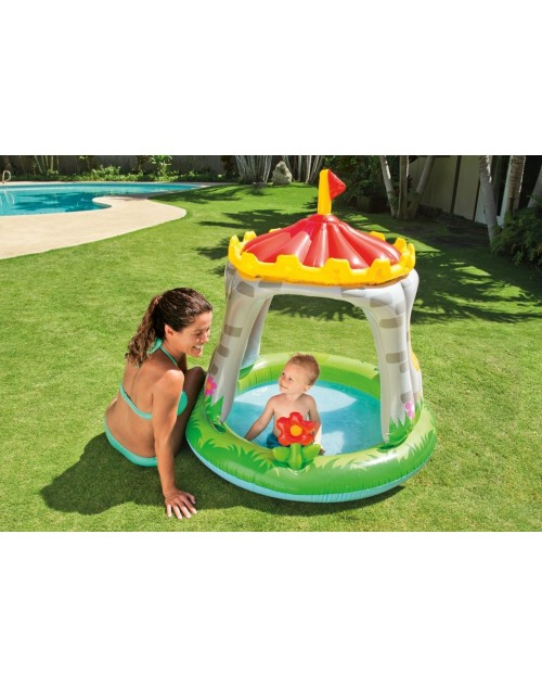 Intex Royal Castle Baby Pool 57122