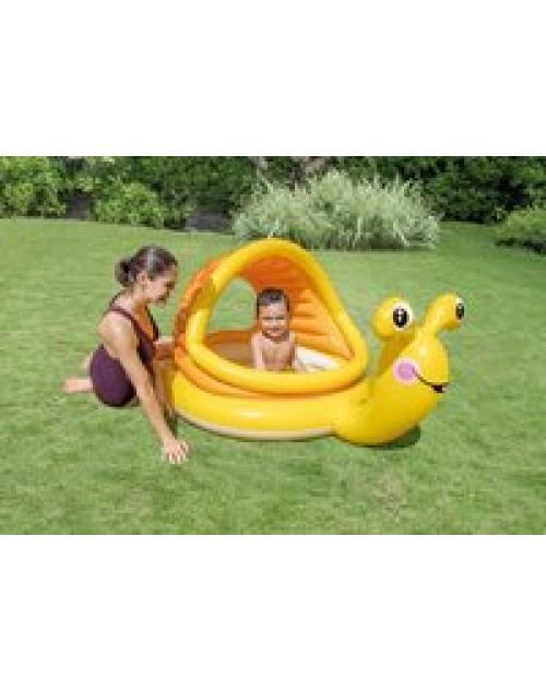 Lazy Snail Shade Baby Pool 57124
