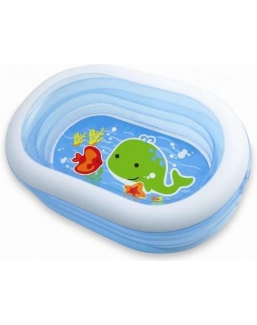 Intex 57482 Oval Whale Fun Pool