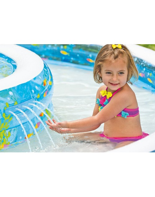 "Intex Wishing Well Swim Center Pool, 110"" x 14"""