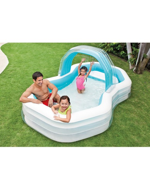 Swim Center Family Cabana Pool 57198