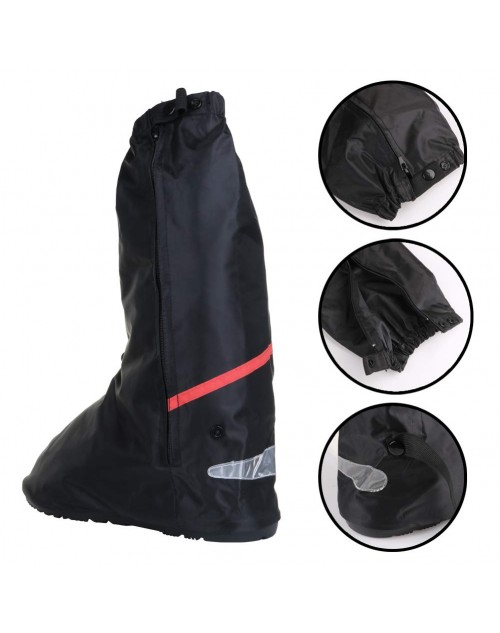 Waterproof Shoe Covers - Black H601