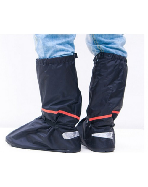 Waterproof Shoe Covers - Black